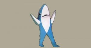 Tańczący rekin