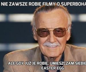 Nie zawsze robię filmy o superbohaterach