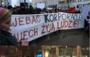 Protest przeciwko ACTA w Warszawie