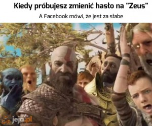 Kratos lubi to
