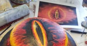 Oko Saurona - Tort