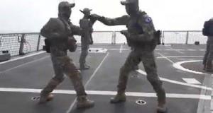 Ćwiczenia sił specjalnych