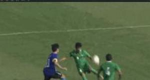 Chińczycy niezbyt dobrze grają w piłkę