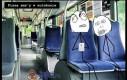 Sms w autobusie