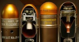 Budowa pocisków