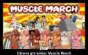 Dziwna gra wideo: Muscle March