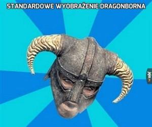 Standardowe wyobrażenie Dragonborna