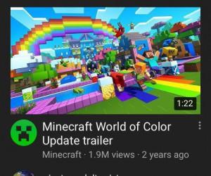Nowy update do Minecrafta zapowiada się świetnie