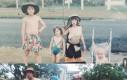 Odtworzone zdjęcie z dzieciństwa