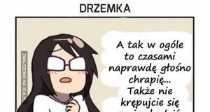 Typowa postać z anime