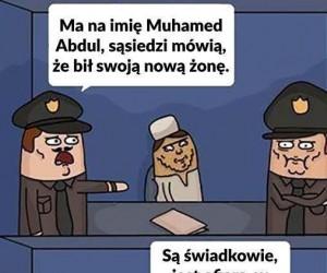 Żona Muhameda