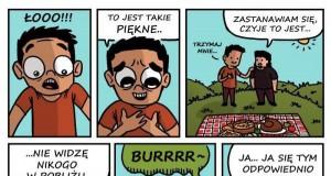 Piknik na Krzysia