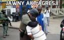 Jawny akt agresji