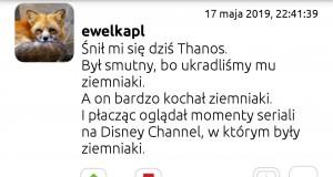 Thanos nie jest taki zły, jak się go bliżej pozna