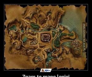 Znam tę mapę lepiej