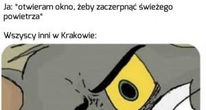 Wywietrzmy Kraków