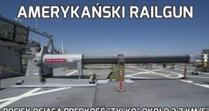 Amerykański railgun