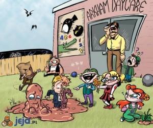 Wrogowie Batmana, gdy byli mali
