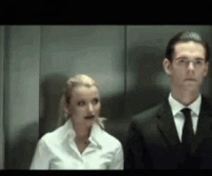 Nieudany romans w windzie