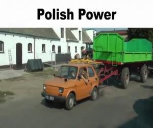 Na co Ci traktor?