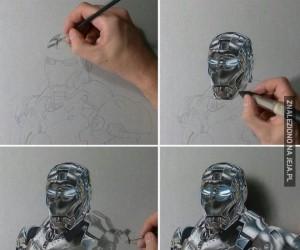 To jest dopiero rysunek!