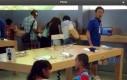 Sikanie w sklepie Apple'a