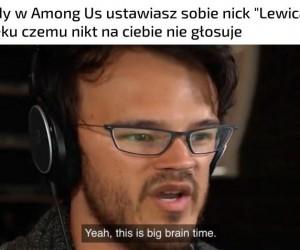 Duży mózg czas