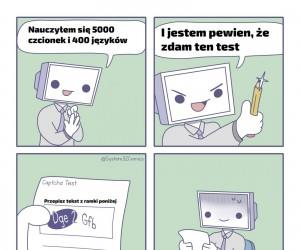 Test najcięższy ze wszystkich