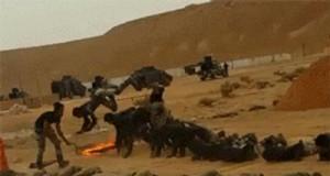 Taki tam, kolejny zwyczajny trening w wojsku