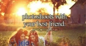 Zdjęcia z najlepszymi przyjaciółmi