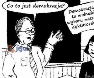 Co to jest demokracja?