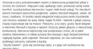 Standard polskich taksówek