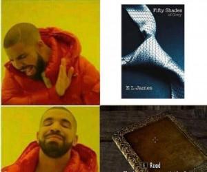 Czytam tylko najwyższej klasy erotyki