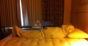 Trollowanie hotelowej obsługi