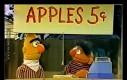 Bert i Ernie sprzedają jabłka po dumpingowych cenach