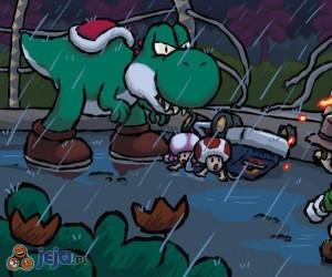 Yoshi! Nie!