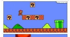 Mario jest twardy