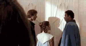 Oppa Star Wars Style!