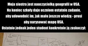 Geografia w USA