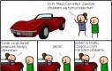 Zawsze marzyłam o Corvette