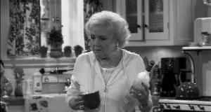Babcia i wódka