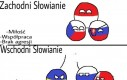 Różnica między Słowianami