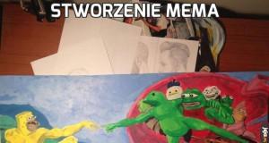Stworzenie mema