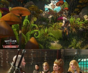 Screeny z nowego DLC do Wiedźmina. Wow!