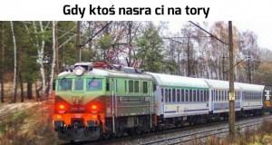 Pociąg nie wybacza