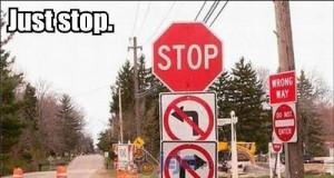 Permanentny stop