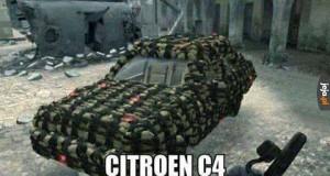 Bombowy samochód