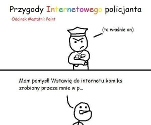Przygody Internetowego policjanta