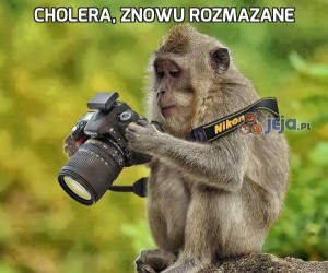 Cholera, znowu rozmazane