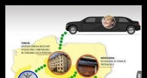 Propozycja wycieczki dla Angeli Merkel